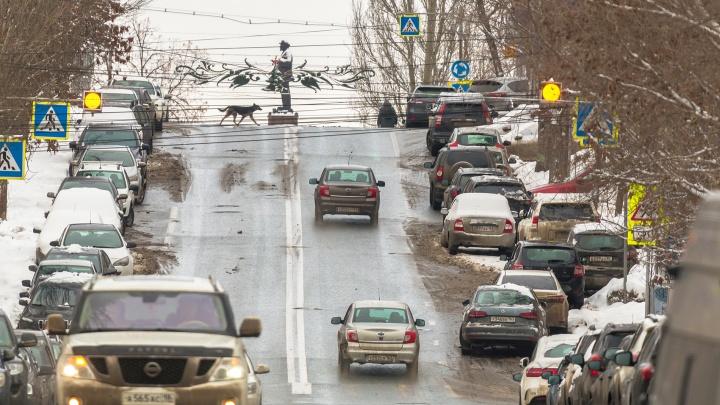 С самарских автомобилистов будут собирать за платные парковки до 70миллионов рублей в год