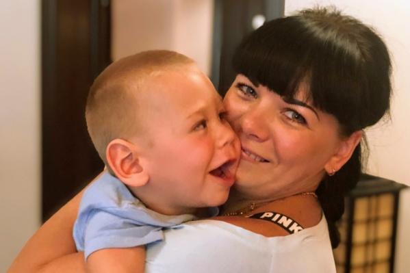 Евгения Кухтина никогда не думала отказаться от ребенка