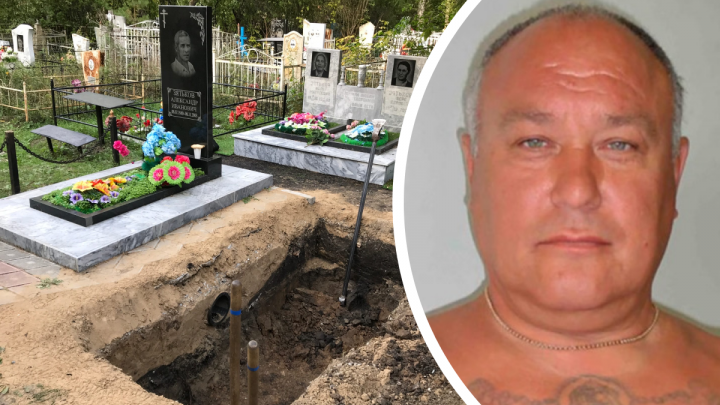 До кладбища с ВИП-сопровождением: как в Ишиме хоронили криминального авторитета