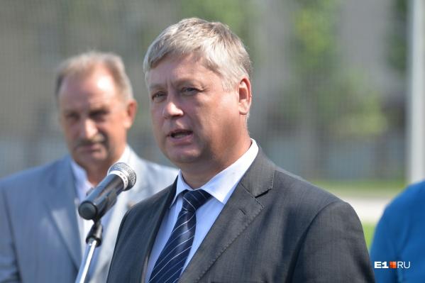 Александр Лошаков с 2010 года возглавляет Кировский район
