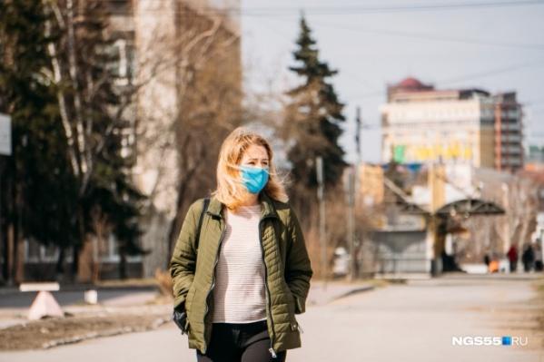 Ситуация с коронавирусом в Тюменской области практически не меняется уже несколько недель