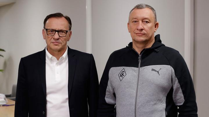 Новым директором «Крыльев Советов» стал специалист из Казахстана