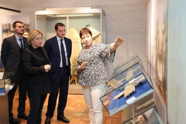 «Во многих регионах фондохранилища находятся в тяжелом состоянии, и мы будем эту проблему решать», — заявила на встрече Ольга Любимова