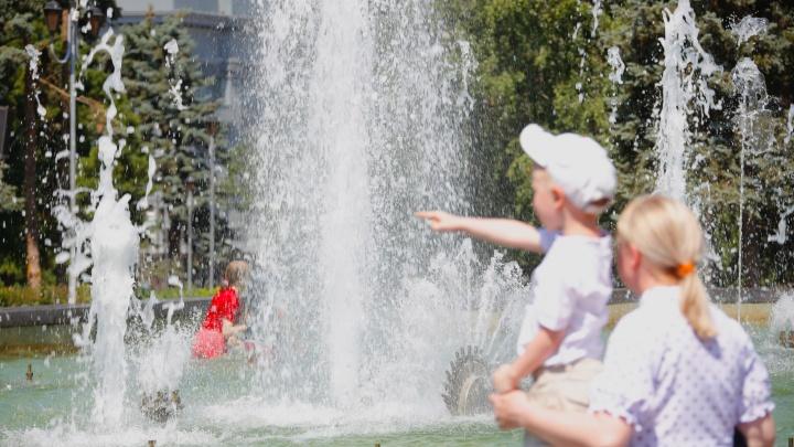 Отменить прогулки в садиках и долгие турпоходы— челябинцев предупредили об аномальной жаре