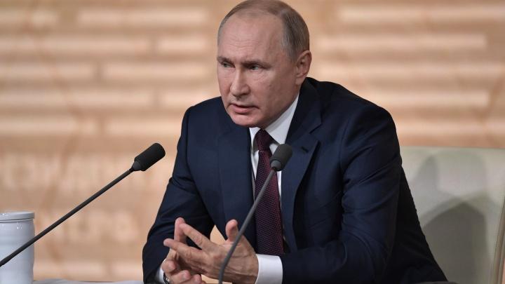 На коленях с плакатами: что самарцы просили у Путина и что получили