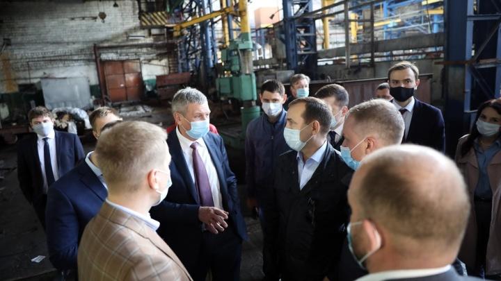 Вадим Шумков анонсировал создание сотен рабочих мест в Кургане