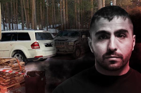 Павла Колозяна убили, когда ему было 28 лет