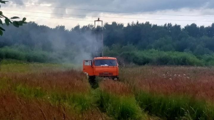 Бурили под ЛЭП: трудовая инспекция начала расследование гибели рабочих на Автозаводе