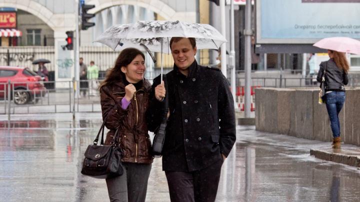 К Новосибирску приближаются дожди — рассказываем, когда они начнутся