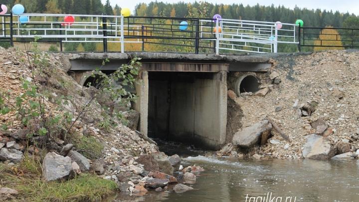 Блогер Варламов нашел на Урале «самый уродливый мост в России»