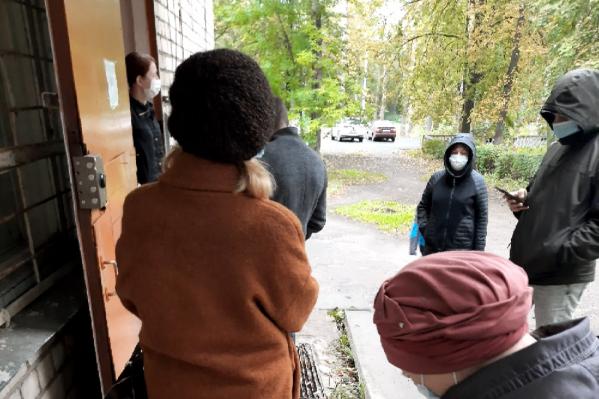 Ярославцы присылают со всего города кадры с дикими очередями