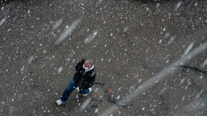 14 мая в Омской области резко испортится погода