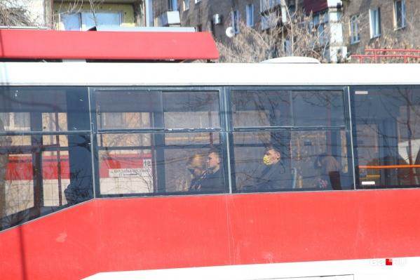 Носить маски придется всем пассажирам