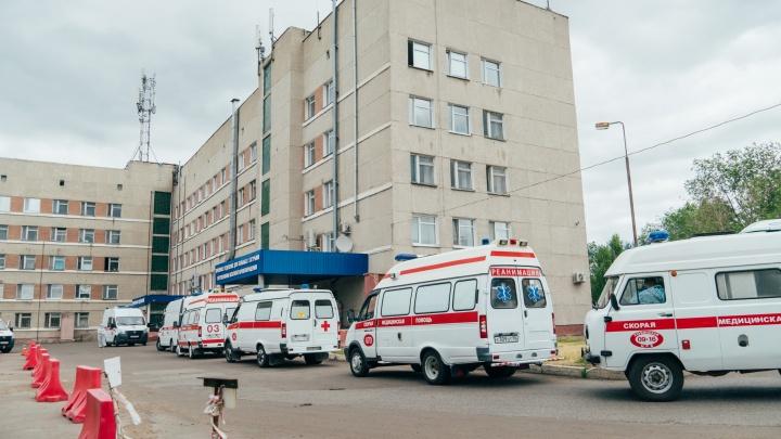 За последние сутки в Омской области коронавирус диагностировали у 108 человек