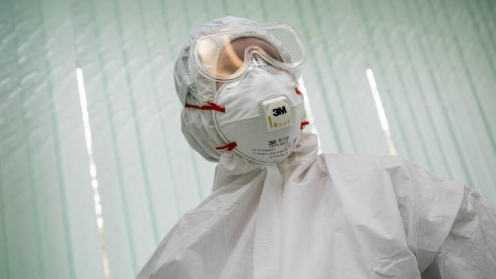 450 человек умерли от коронавируса в Красноярском крае