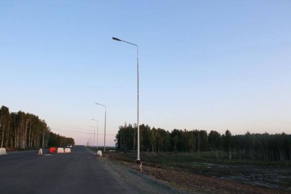 За установку новых фонарей Кременкульское поселение получит 15 миллионов рублей