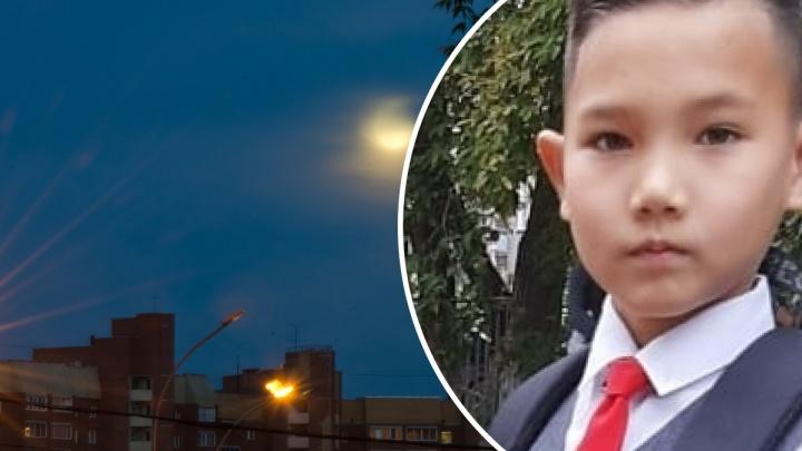 «Учился в школе во вторую смену»: в Новосибирске пропал 8-летний мальчик