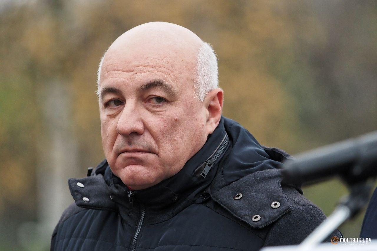 Сергей Петров, главврач Елизаветинской больницы
