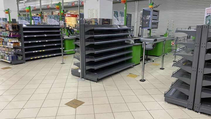 Стало известно, что появится на месте гипермаркета «Карусель», который объявил о закрытии