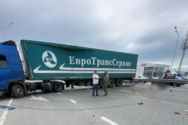 Авария произошла в начале августа. Водителю грозила уголовная ответственность