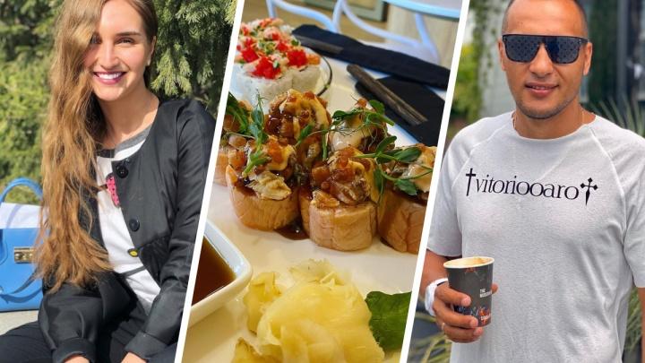 Роллы раздора: тюменский ресторатор назвал фудблогера «затычкой» из-за критического поста