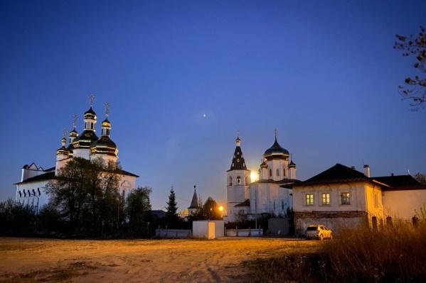 Несколько послушников мужского монастыря заразились COVID-19