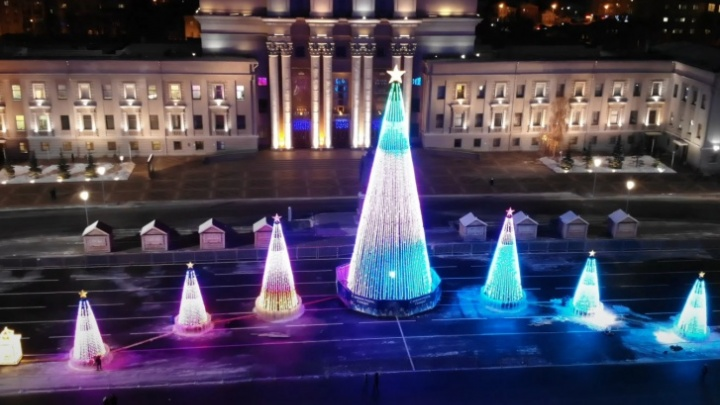 Синоптики уточнили, какой будет погода в Самарской области в Новый год