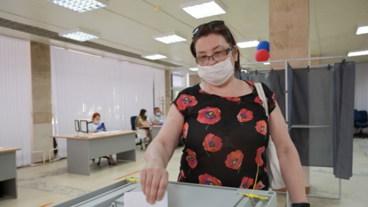 Избирком: 13% избирателей проголосовали на выборах губернатора Ростовской области в первый день