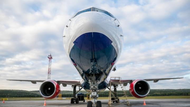 Стали известны страны, куда можно будет улететь из Красноярского аэропорта