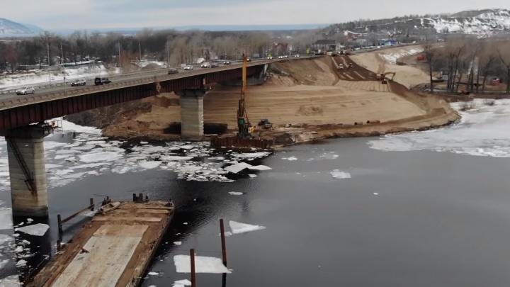 В Самарской области ограничат движение лодок по реке Сок