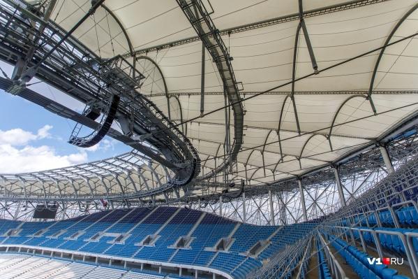 Запускать на стадион начнут за два часа до начала матча
