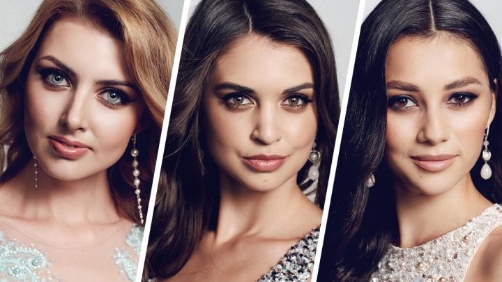 Одна из них — новая королева красоты: открываем голосование за участниц «Мисс Екатеринбург»