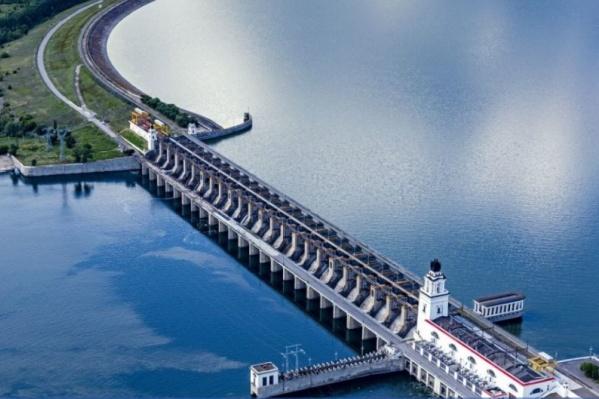 Цимлянское водохранилище построили в 1952 году