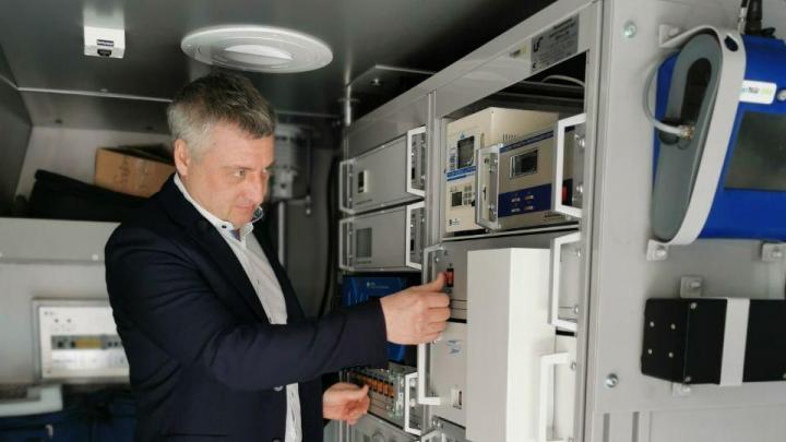 Лаборатория на колесах: в Тольятти будут по-новому следить за чистотой воздуха
