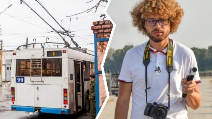 «Почему все мэры завидуют Ярославлю»: Илья Варламов рассказал, как в городе выпиливают троллейбусы
