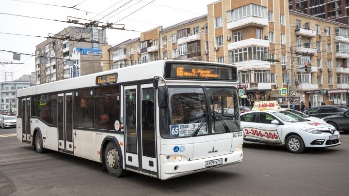 Решать проблемы с транспортом в Ростове будет компания из Санкт-Петербурга