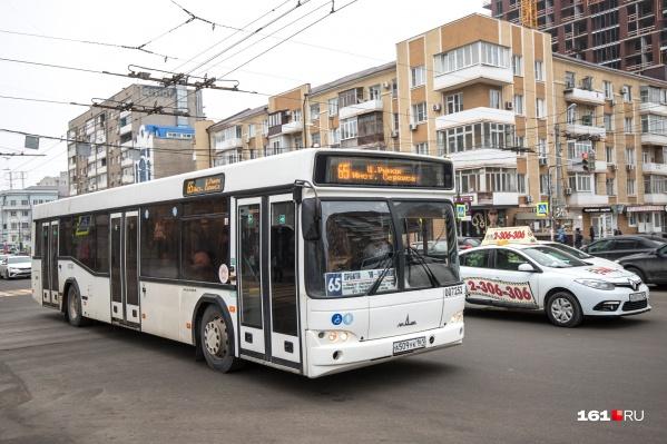 К 2035 году власти надеются модернизировать систему общественного транспорта в Ростове