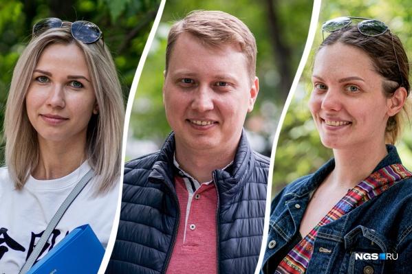 О планах на лето и отпуск нам рассказали девять новосибирцев