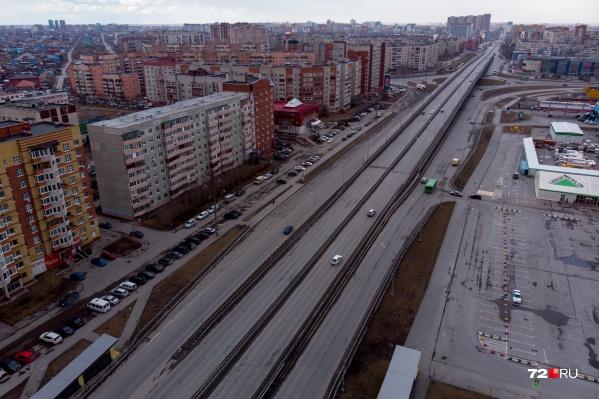 Наш город растет очень быстро и скоро станет миллионником