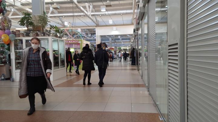 В Курганской области в ТРЦ, магазинах и кафе нарушают меры профилактики против COVID-19