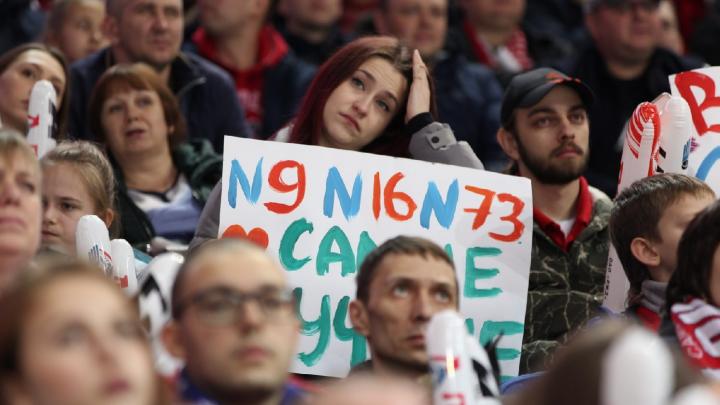 Тренер «Локомотива» о вылете команды из плей-офф: «Игроки чувствуют себя ужасно»