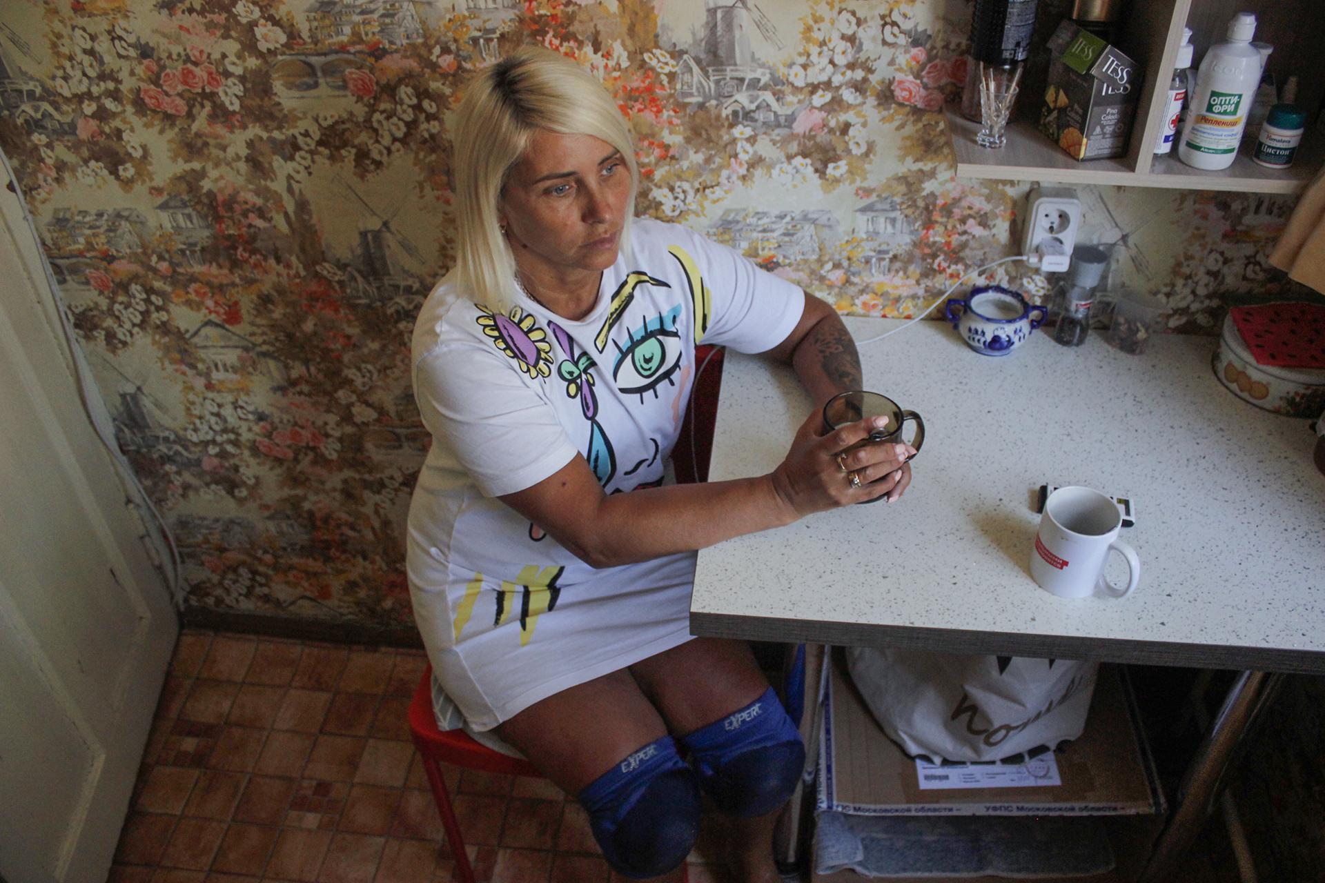 С первым мужем Анжелика прожила 15 лет — он трагически погиб, несчастный случай