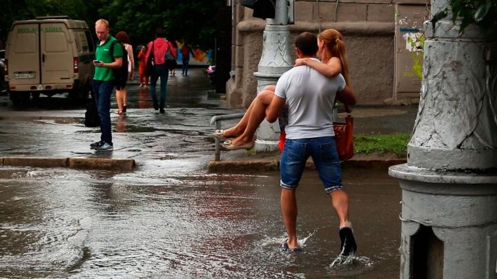 Дожди не отступают: что кроме гроз ждёт новосибирцев в ближайшие дни