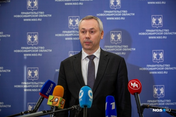 Губернатор рассказывает, как регион будет жить с 13 апреля