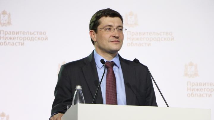 Глеб Никитин согласился с Путиным в необходимости продления режима самоизоляции