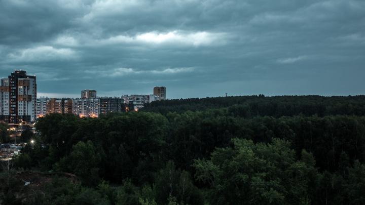 3 сентября в Сургуте ожидаются сильные порывы ветра