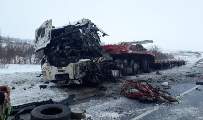 Стали хуже следить за фурами: в Новосибирске в три раза подскочило количество аварий с грузовиками