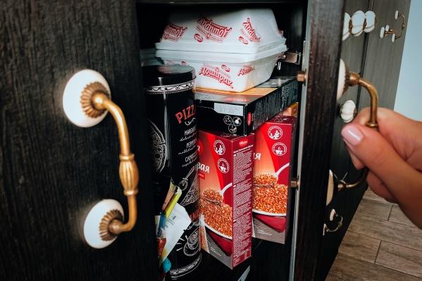 А сколько гречки в ваших шкафах?