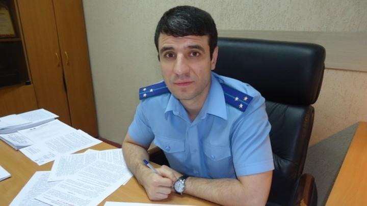 В Тюмени прокурор нарушил присягу и сел за руль пьяным