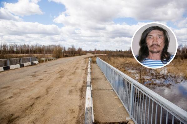 В Ярославской области ищут предполагаемого убийцу